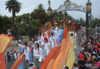 Fiesta de la Vendimia - Mendoza