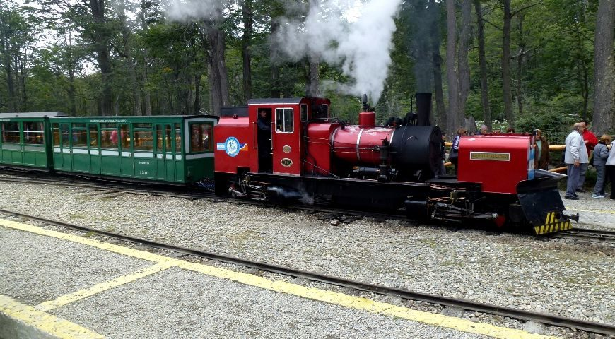Tren del Fin del Mundo - Ushuaia