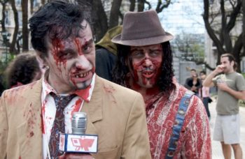 Zombie Walk - Buenos Aires