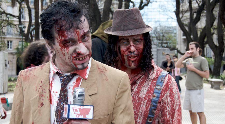 Zombie Walk - Buenos Aires