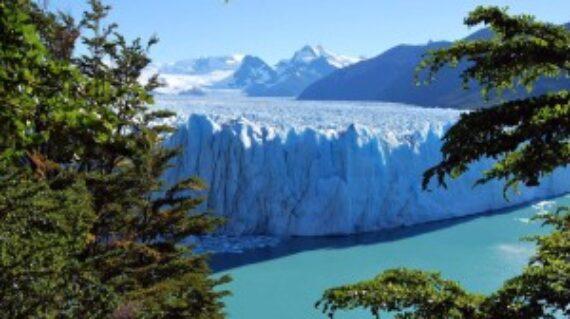 Argentina Calafate Vista Perito Moreno