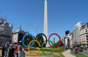 Argentina Buenos Aires Obelisco