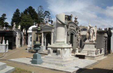 Buenos Aires Cementerio de Recoleta