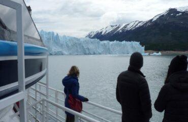 Navegación Calafate Perito Moreno