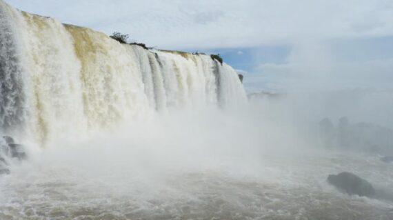 Cataratas Iguazu desde Brasil