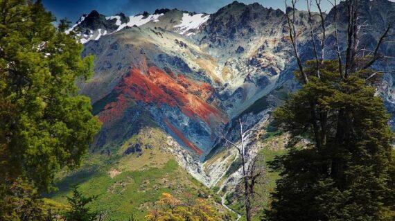 Argentina Bariloche Otoño