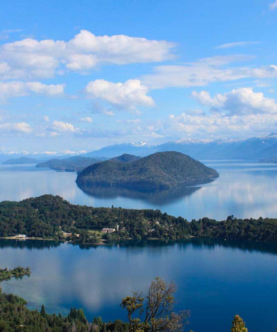 Bariloche-Lago Nahuel Huapi