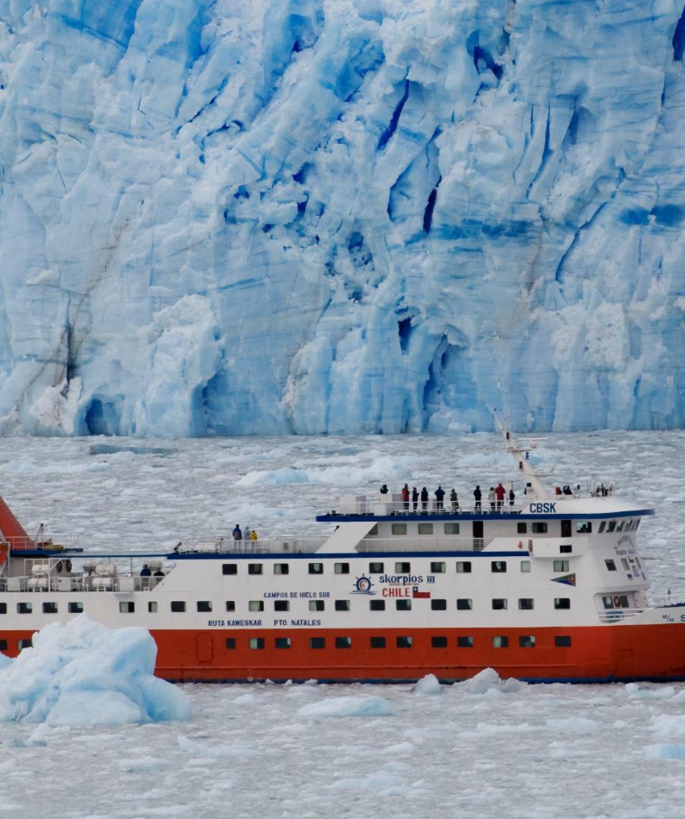 Crucero Kaweskar