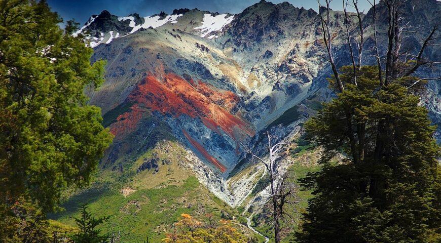 Vacaciones virtuales por Argentina